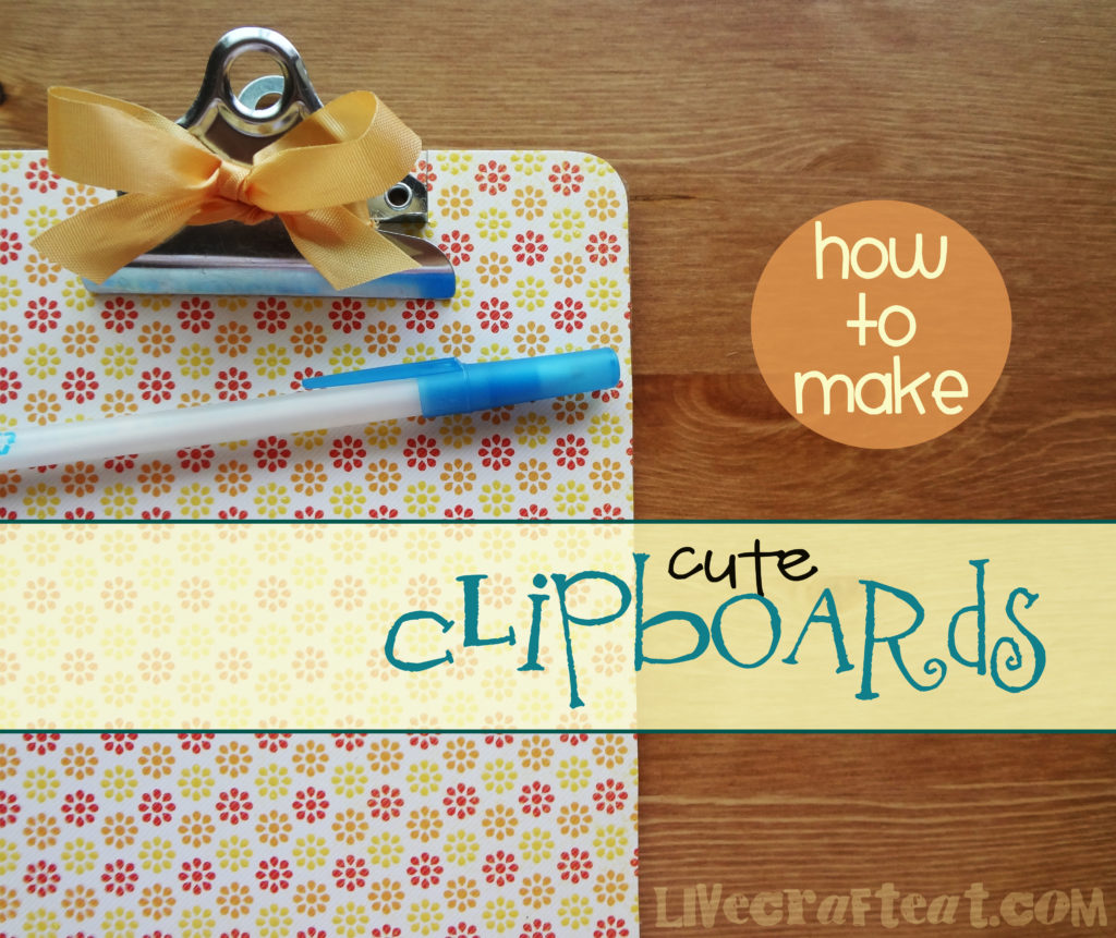 paper clipboard tutorial finished