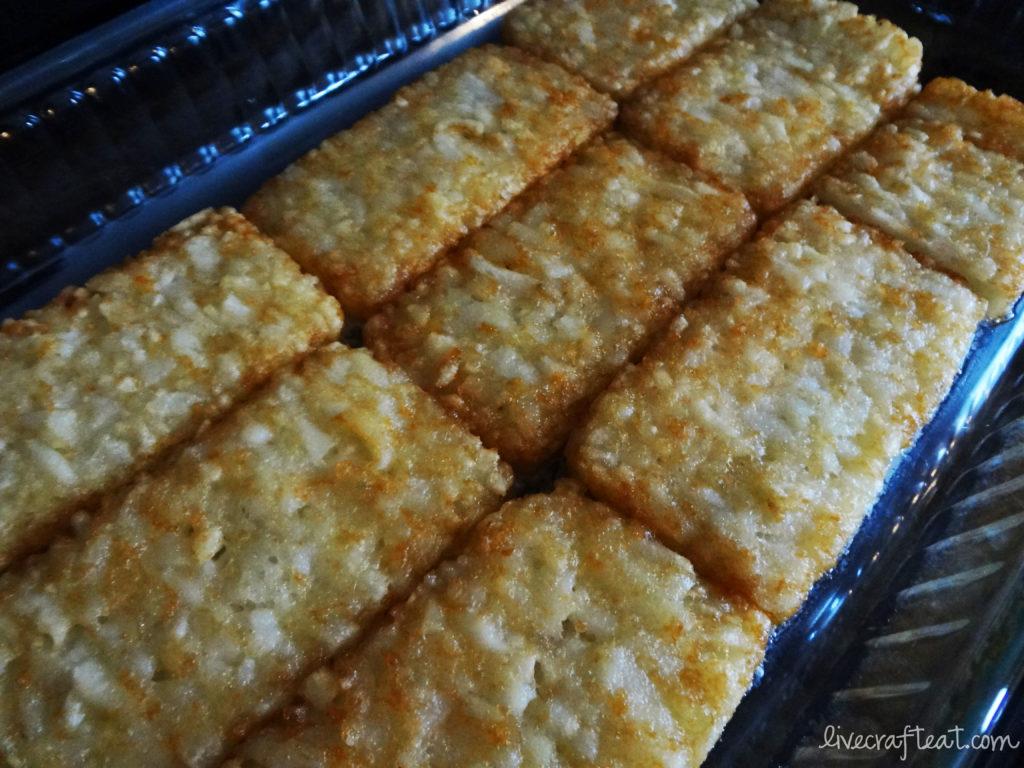 hash brown patties recipe