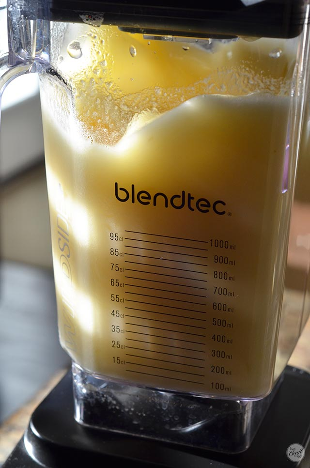 banana slush punch