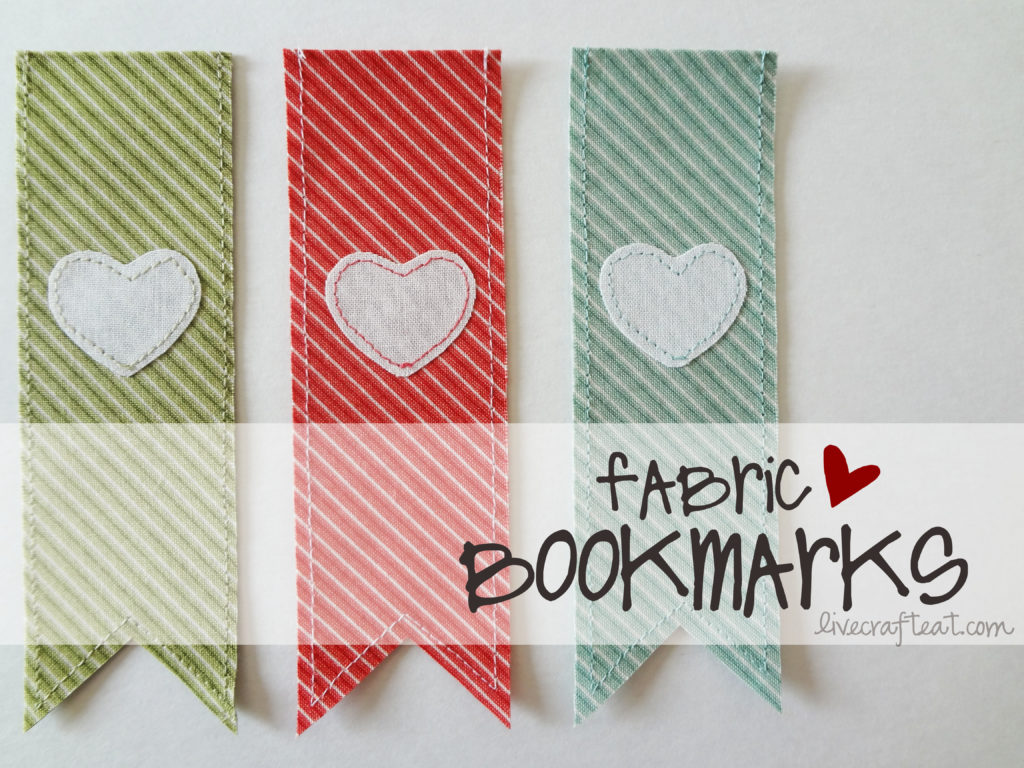 green, red, blue bookmarks
