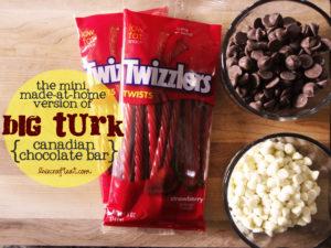 big turk chocolate bar