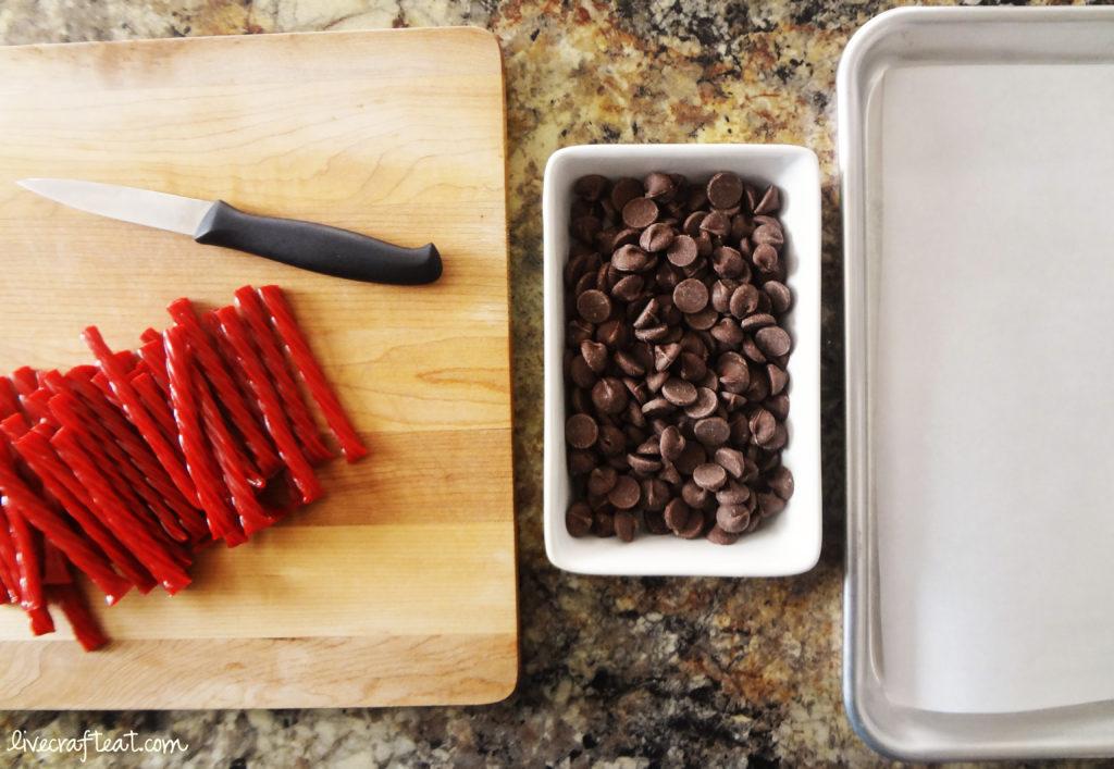 homemade big turk chocolate bars