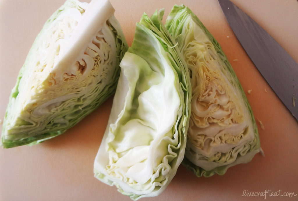 recipes using cabbage