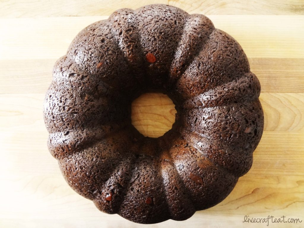 moist chocolate bundt cake recipe