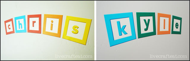 signs.com vinyl wall decals - alphabet decals to decorate your child's room or nursery