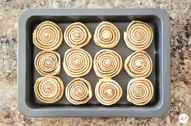 freezer cinnamon rolls