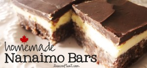 homemade nanaimo bars recipe