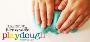 homemade play dough recipes for kids