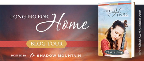 longing for home :: review & giveaway