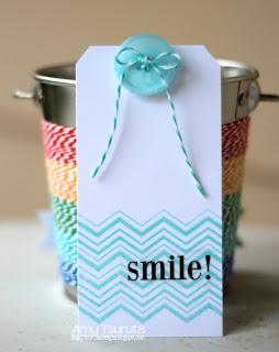 thetwineryblog - rainbow bucket
