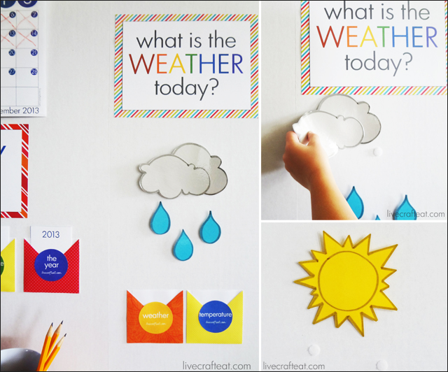 learning about weather for kids