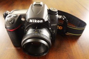 point and shoot camera vs. digital slr camera :: comparison