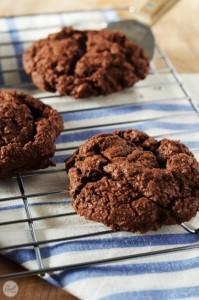 decadent double chocolate cookie recipe