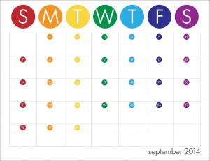 free school year calendars