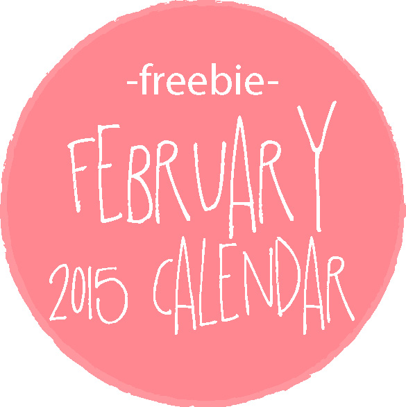 freebie january 2015 printable calendar