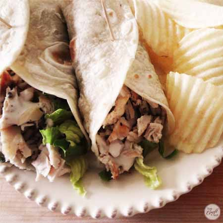 chicken and wild rice wraps450x450