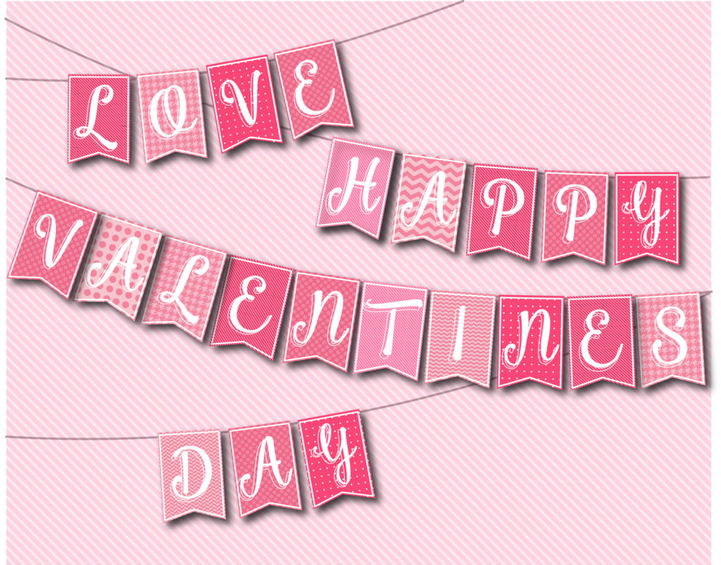 photograph about Happy Valentines Day Banner Printable titled Printable Valentines Working day Playing cards - Tic Tac Toe Are living Craft Try to eat