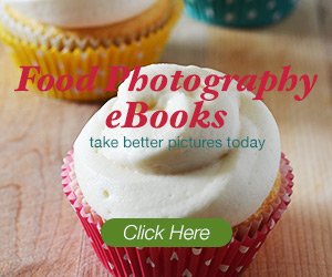 food photography ebooks