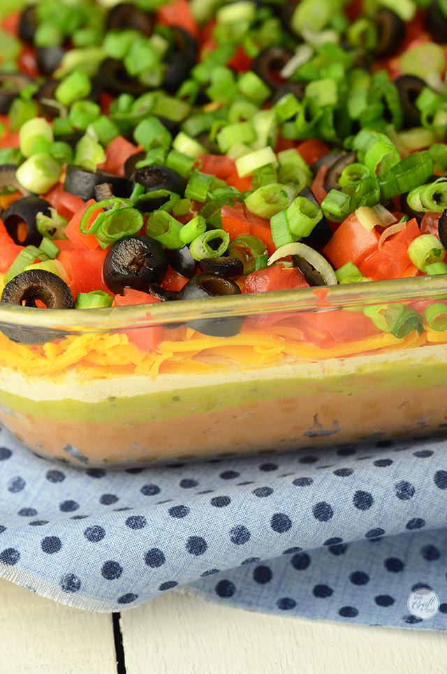 7-layer chip dip
