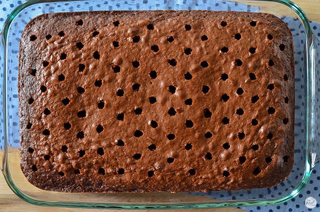 cake mix poke cake